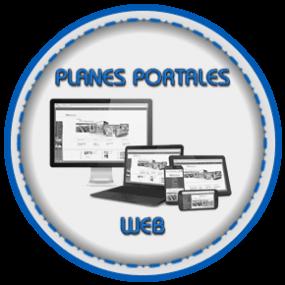 Planes Portales Web